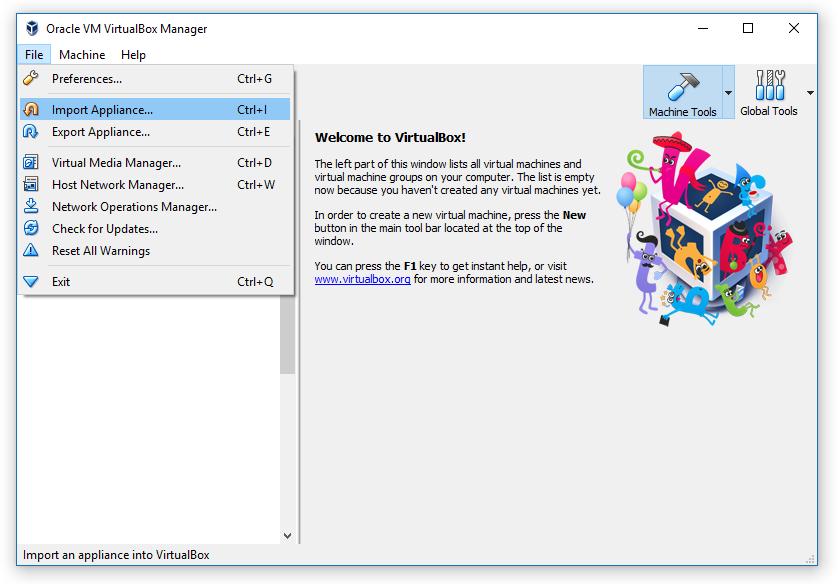 VirtualBox · GitBook